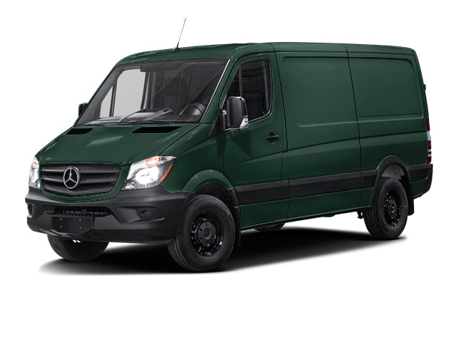 2018 Mercedes-Benz Sprinter 2500 Van